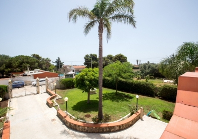 Casa Vacanze Villa Giusy Con Piscina Privata